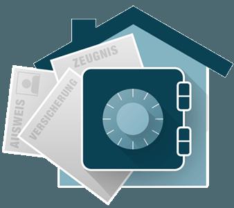 Sicherheit für Dokumente